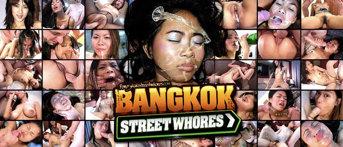 Bangkok Street Whores